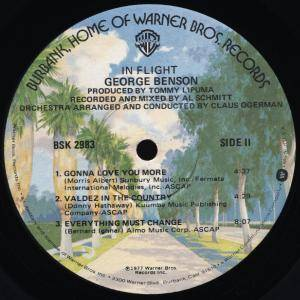 George Benson: In Flight (LP) - Bild 7