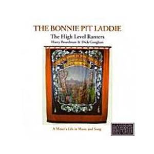The High Level Ranters: Bonny Pit Laddie, The - Cover