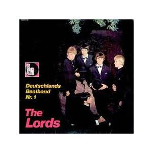 The Lords: Deutschlands Beatband Nr. 1 - Cover