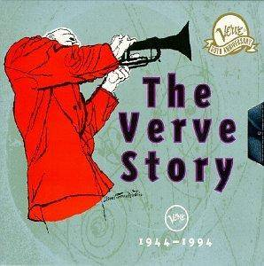 Verve Story 1944-1994, The - Cover