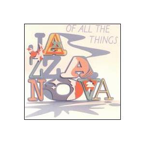 Cover - Jazzanova: Of All The Things