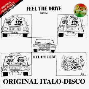 Cover - Doctor's Cat: Feel The Drive / Disco Band
