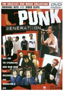 Punk Generation - Cover