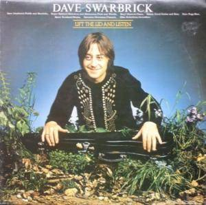 Cover - Dave Swarbrick: Lift The Lid And Listen