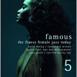 Cover - Doky Brothers: Famous - The Finest Female Jazz Today - Vol 5