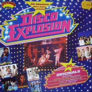 Cover - Kandidate: Disco Explosion - Die Absolute Disco Super Scheibe