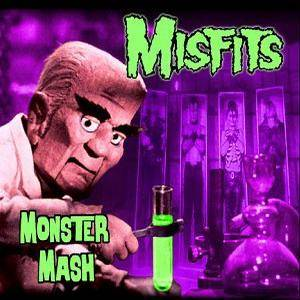 Misfits: Monster Mash - Cover