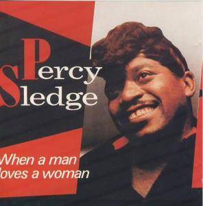 Percy Sledge: When A Man Loves A Woman - Cover
