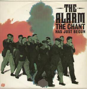 The Alarm: Chant Has Just Begun, The - Cover