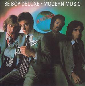 Cover - Be-Bop Deluxe: Modern Music