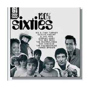 Cover - Esquires, The: 120% Sixties