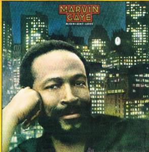 Marvin Gaye: Midnight Love (LP) - Bild 1