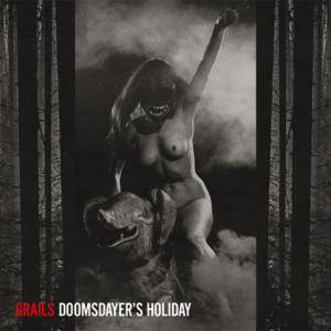 Grails: Doomsdayer's Holiday - Cover