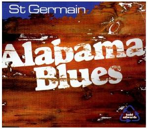 St Germain: Alabama Blues - Cover