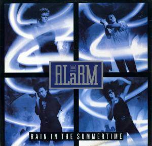 The Alarm: Rain In The Summertime - Cover