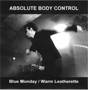Cover - Absolute Body Control: Blue Monday