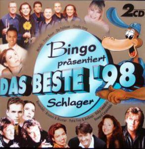Cover - Harald Juhnke & Peggy March: Beste 98 - Schlager, Das