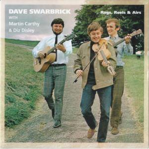 Cover - Dave Swarbrick: Rags, Reels & Airs