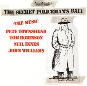 Secret Policeman's Ball, The - Cover