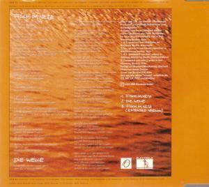 Herbert Grönemeyer: Fisch Im Netz (Single-CD) - Bild 2