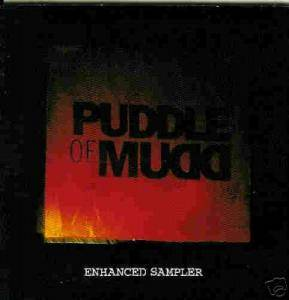 Cover - Puddle Of Mudd: Enhanced Sampler