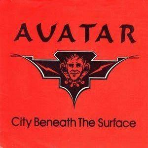 Avatar: City Beneath The Surface - Cover