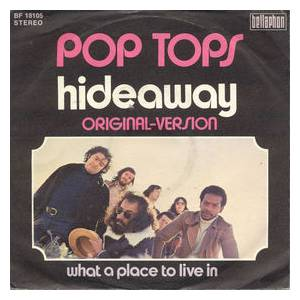 Cover - Pop Tops: Hideaway