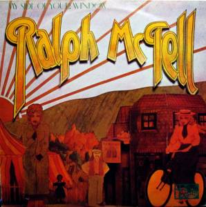 Cover - Ralph McTell: My Side Of Your Window