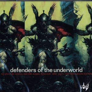 Cover - Pep Love: Defenders Of The Underworld