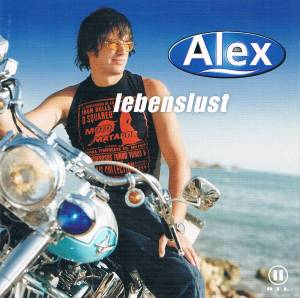 Cover - Alex: Lebenslust