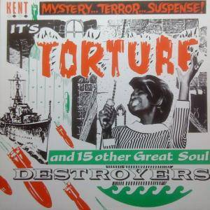 Cover - Jerry Fuller: It's Torture & 15 Other Great Soul Destroyers