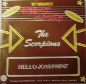 Cover - Scorpions, The: By Request - Great Oldies