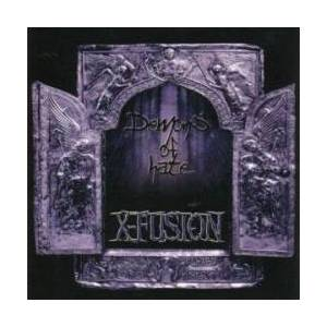 X-FUSION: Demons Of Hate (Promo-CD) - Bild 1
