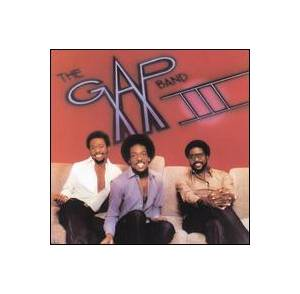 Cover - GAP Band, The: Gap Band III, The