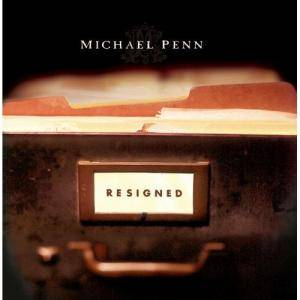 Cover - Michael Penn: Resigned