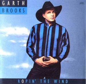 Garth Brooks: Ropin' The Wind - Cover