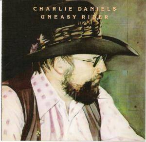 Cover - Charlie Daniels: Uneasy Rider