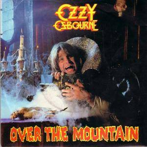 Cover - Ozzy Osbourne: Over The Mountain