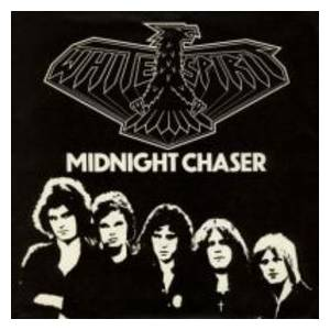 Cover - White Spirit: Midnight Chaser