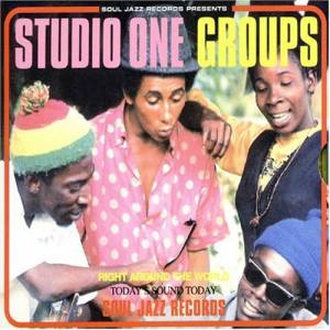 Cover - Clarendonians, The: Studio One Groups