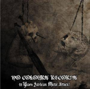 Cover - Murk: No Colours Records - 15 Years Jubileum Metal Attack!