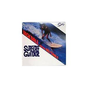 Cover - Dick Dale & His Del-Tones: Surfer's Guitar