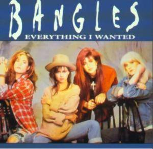 The Bangles: Everything I Wanted - Cover