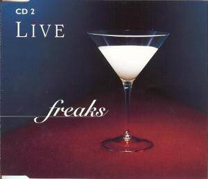 Live: Freaks - Cover