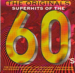 Superhits Of The 60's - Cover
