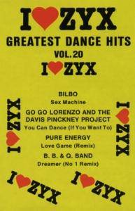 Cover - Pure Energy: Greatest Dance Hits Vol. 20