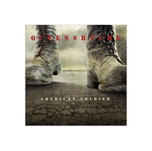 Queensrÿche: American Soldier - Cover