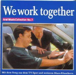 Aral Music Collection No. 7: We Work Together - Cover