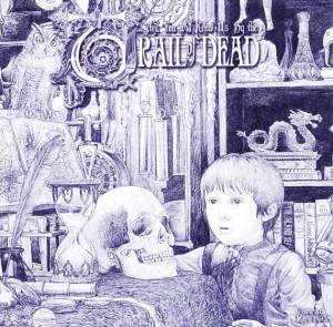 ...And You Will Know Us By The Trail Of Dead: Century Of Self, The - Cover