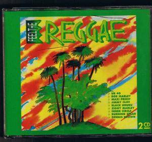 Cover - Cocoa Tea: Feel The Reggae